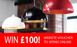 Win £100 voucher to spend online