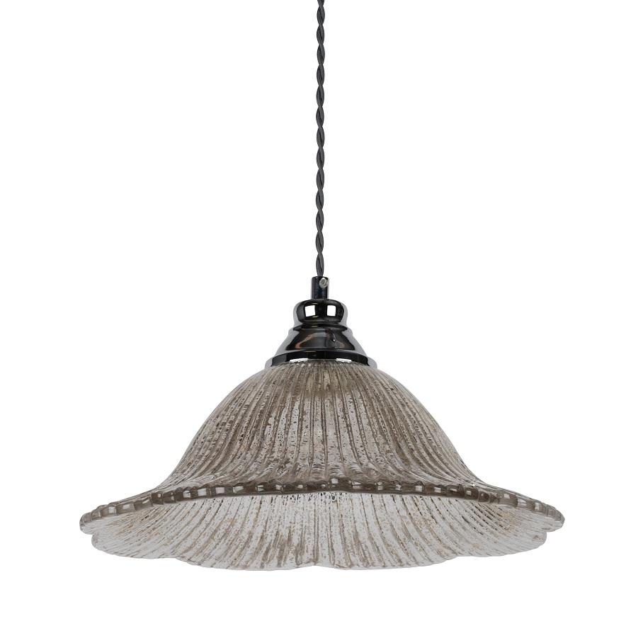 Vintage Style Modern Mercury Glass Ceiling Pendant Light