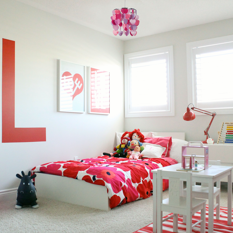 Girls Boys Bedroom Nursery Easy Fit Ceiling Light Lamp ...