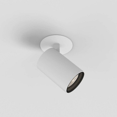Astro Lighting - Aqua Recessed 1393007 (6172) - IP44 Matt White Spotlight