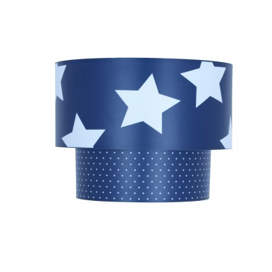 Kids Star Design 2 Tier Easy Fit Ceiling Shade