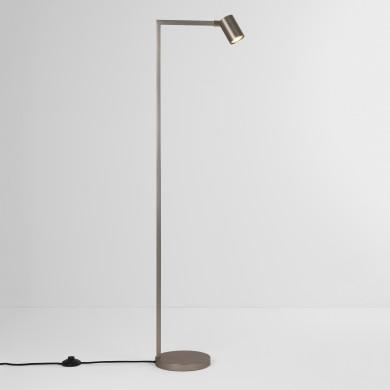 Astro Lighting - Ascoli Floor 1286019 (4583) - Matt Nickel Floor Light