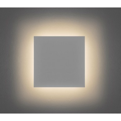 Astro Lighting - Eclipse Square 300 LED 1333001 (7248) - Plaster Wall Light