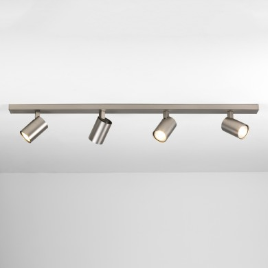 Astro Lighting - Ascoli Four Bar 1286014 (7954) - Matt Nickel Spotlight