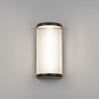 Bronze 4.7W LED IP44 250mm Wall Light