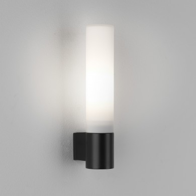Astro Lighting - Bari 1047006 (8037) - IP44 Matt Black Wall Light