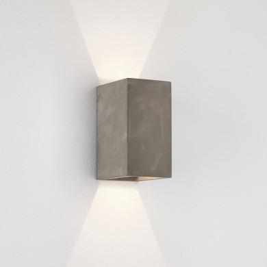 Astro Lighting - Oslo 160 LED 1298020 (8185) - IP65 Concrete Wall Light