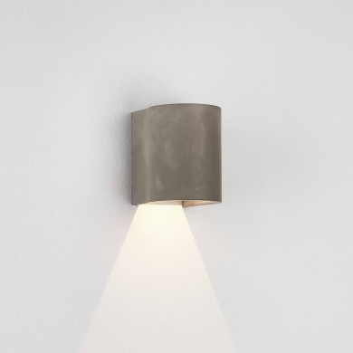 Astro Lighting - Dunbar 120 LED 1384019 (8186) - IP65 Concrete Wall Light