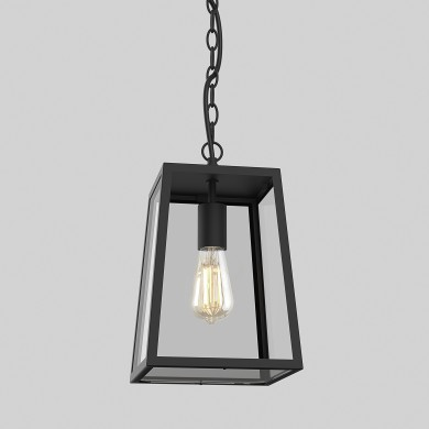Astro Lighting - Calvi Pendant 305 1306013 (8314) - Textured Black Pendant