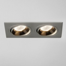 Astro Lighting - Aprilia Twin 3000K 1256028 (5763) - Anodised Aluminium Downlight/Recessed Spot Light