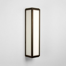 Astro Lighting - Mashiko 360 LED 1121060 (8293) - IP44 Bronze Wall Light