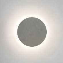 Astro Lighting - Eclipse Round 300 1333011 (8332) - IP44 Concrete Wall Light