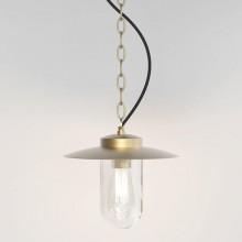 Astro Lighting - Portree Pendant 1400002 (8506) - IP44 Natural Brass Pendant