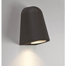Astro Lighting - Mast Light 1317011 (8565) - IP65 Textured Black Wall Light