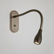 Astro Lighting - Lindos Switched LED 1316010 - Bronze Recessed Reading Light