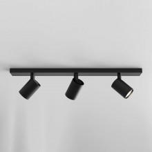 Astro Lighting - Ascoli Triple Bar 1286083 - Matt Black Spotlight