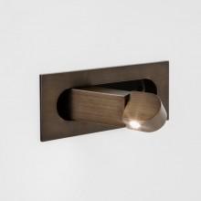 Astro Lighting - Digit LED 1323011 - Bronze Reading Light