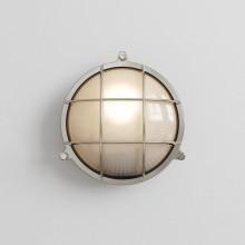Astro Lighting - Thurso Round 1376003 - IP44 Polished Nickel Wall Light
