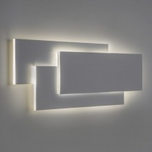 Astro Lighting - Edge 560 LED 3000K Dimmable 1352001 (7385) - Matt White Wall Light
