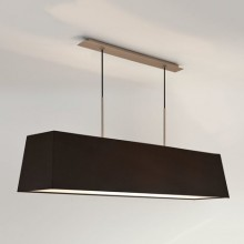 Astro Lighting - Rafina 1320002 (7155) & 5025002 (4133) - Bronze Pendant with Black Shade Included