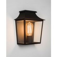 Astro Lighting - Richmond Wall 235 1340001 (7270) - IP44 Textured Black Wall Light