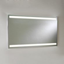 900mm x 600mm IP44 Rated LED Bathroom Mirror