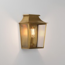 Astro Lighting - Richmond Wall 285 1340005 (7869) - IP44 Antique Brass Wall Light