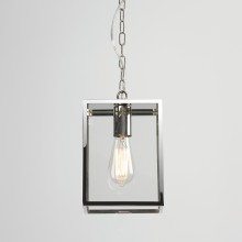 Astro Lighting - Homefield Pendant 240 1095019 (7908) - Polished Nickel Pendant
