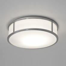 Astro Lighting - Mashiko 300 Round LED 1121041 (7947) - IP44 Polished Chrome Ceiling Light