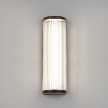 Bronze 4.7W LED IP44 400mm Wall Light