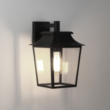 Astro Lighting - Richmond Wall Lantern 200 1340004 (7966) - Textured Black Wall Light