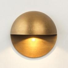 Astro Lighting - Tivola LED Coastal 1338004 (7971) - IP65 Antique Brass Marker Light
