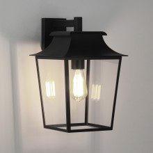 Astro Lighting - Richmond Wall Lantern 254 1340011 (8050) - Textured Black Wall Light
