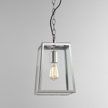 Polished Nickel IP23 Pendant