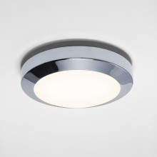 Astro Lighting - Dakota 180 1129006 (843) - IP44 Polished Chrome Ceiling Light