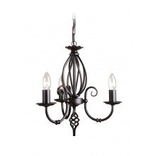 Elstead - Artisan ART3-BLACK Chandelier