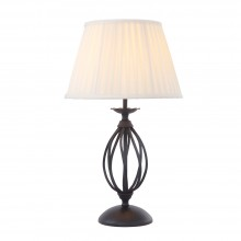Black 60W E27 Table Lamp