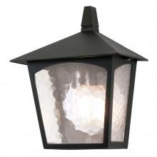 Black 100W E27 Garden Lantern