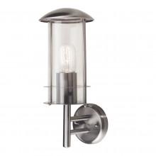 Stainless Steel 60W E27 IP44 Garden Wall Light
