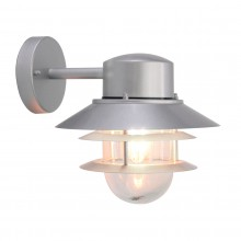 304SS/Silver 60W E27 IP44 Garden Wall Light