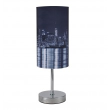 New York Skyline 30cm Table Lamp