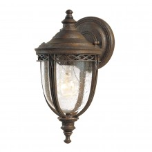 British Bronze 60W E27 IP44 Coach Lantern