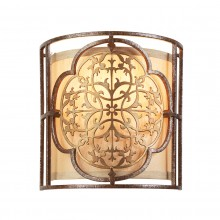 British Bronze/Oxidized Bronze 60W E27 Wall Light