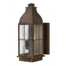 Sienna 60W E14 IP44 Garden Wall Light