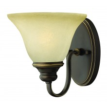 Antique Bronze 100w E27 Dimmable Wall light