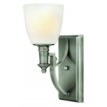 Antique Nickel 100w E27 Dimmable Wall light
