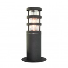 304 SS/Black 60W E27 IP44 Garden Post
