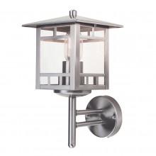 Stainless Steel 100W E27 Garden Wall light