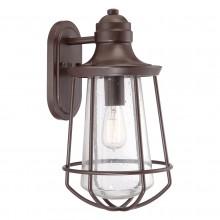 Western Bronze 60W E27 IP44 Garden Lantern