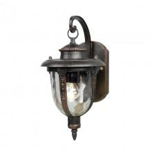 Weathered Bronze 100W E27 IP44 Garden Wall Light